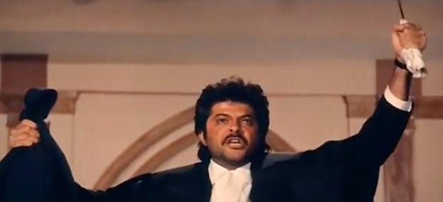 Anil Kapoor in Meri Jung
