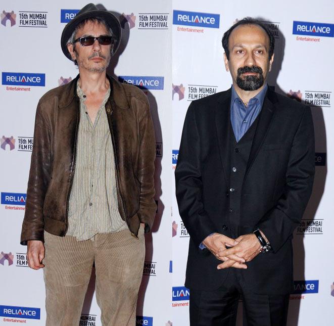 Leos Carax, Asghar Farhadi
