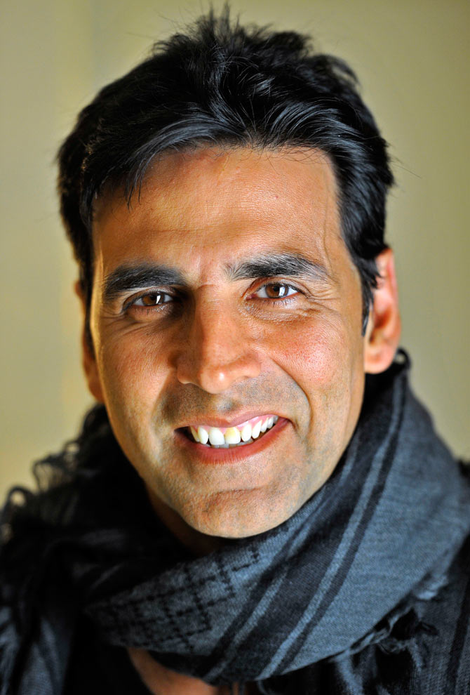 Akshay Kumar talks about the relationships that he values the most.