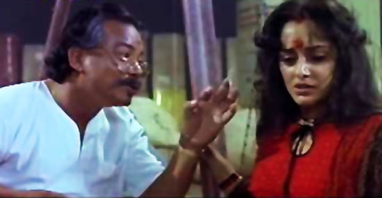 Jaya Prada in Zakhmi Zameen