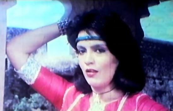 Zeenat Aman in Daku Hasina