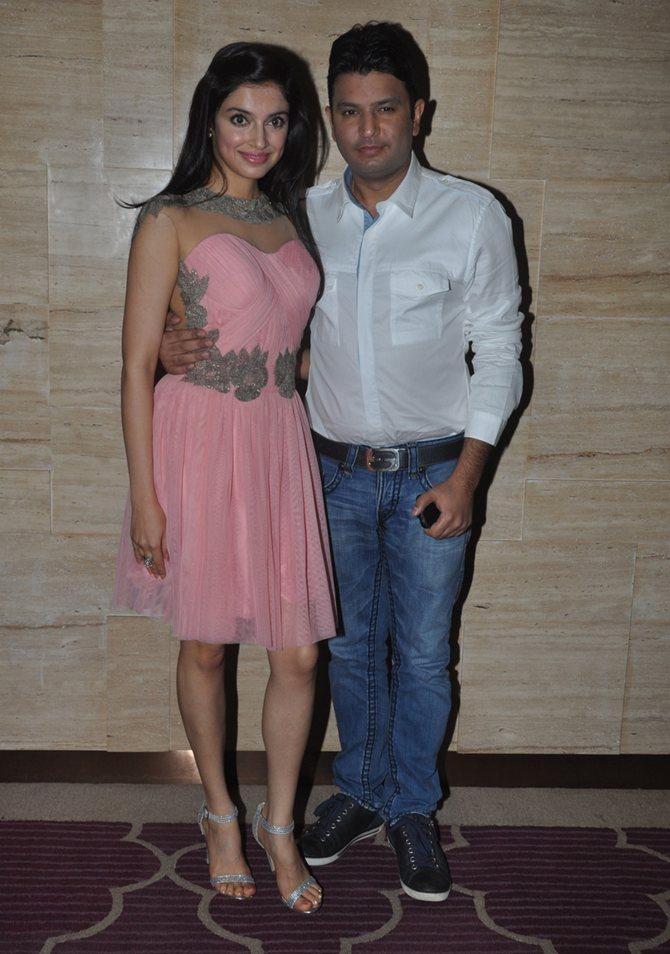 Divya Khosla and Bhushan Kumar
