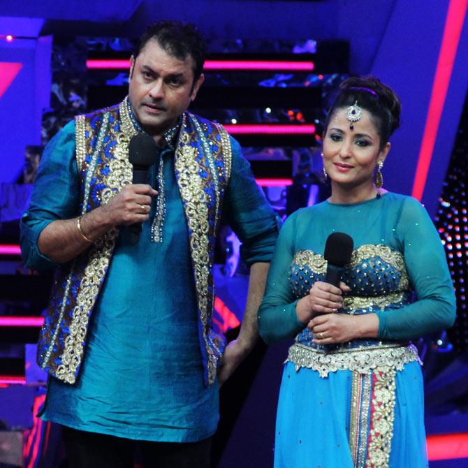 Sanjeev Seth and Lataa Sabhrawal