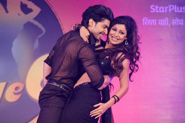 Gurmeet Chodhary and Debina Bonerjee
