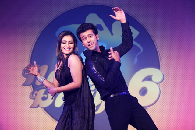 Ripu Daman Handa and Shivangi Verma
