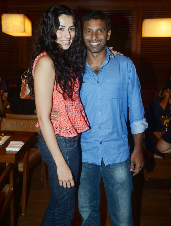 Pia Trivedi and Ritwick Bhattacharya