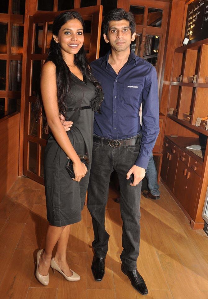 Natasha Suri and Dilawar Nensey