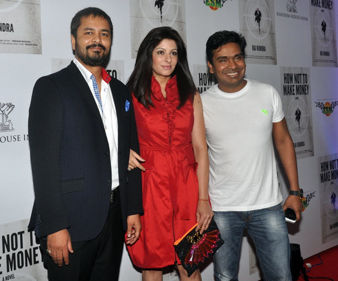 Seemanto Roy, Chandni and Mushtag Shiekh