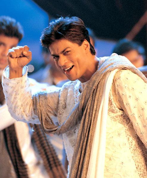 Shah Rukh Khan in Kabhi Khushi Kabhie Gham