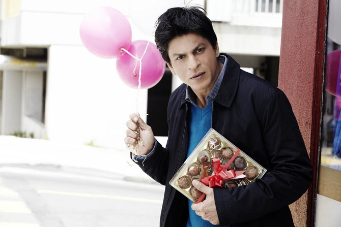 Shah Rukh Khan in My Name Is Khan