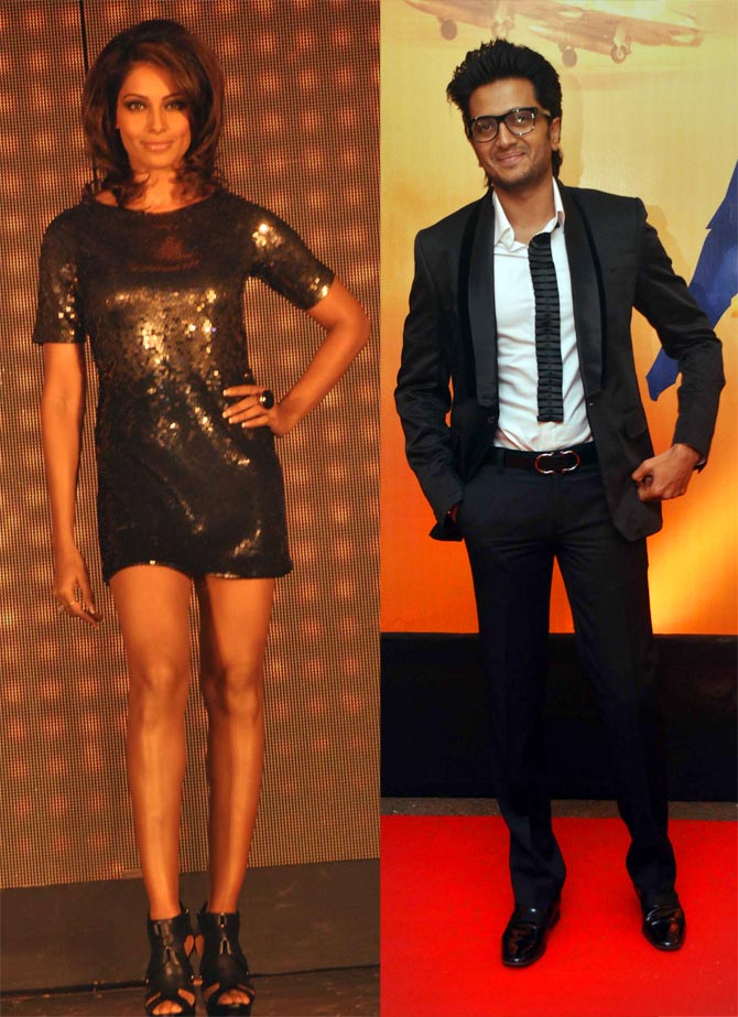 Bipasha Basu and Riteish Deshmukh