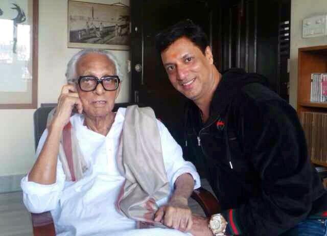 Mrinal Sen and Madhur Bhandarkar