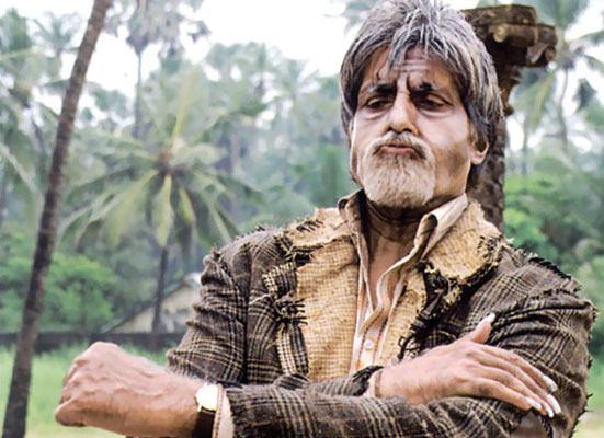 Amitabh Bachchan in Bhoothnath