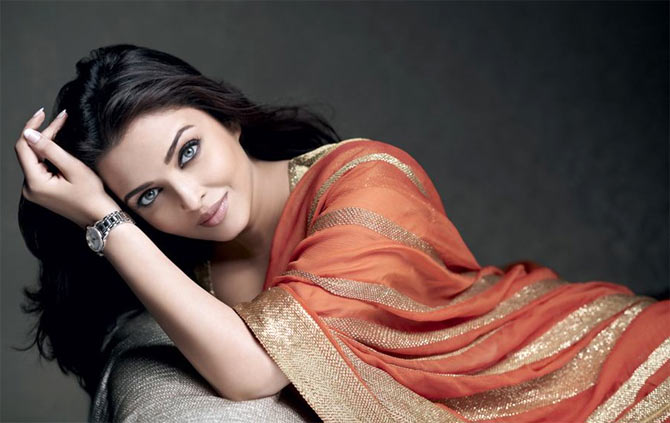 Aishwarya Rai Bachchan in Longines