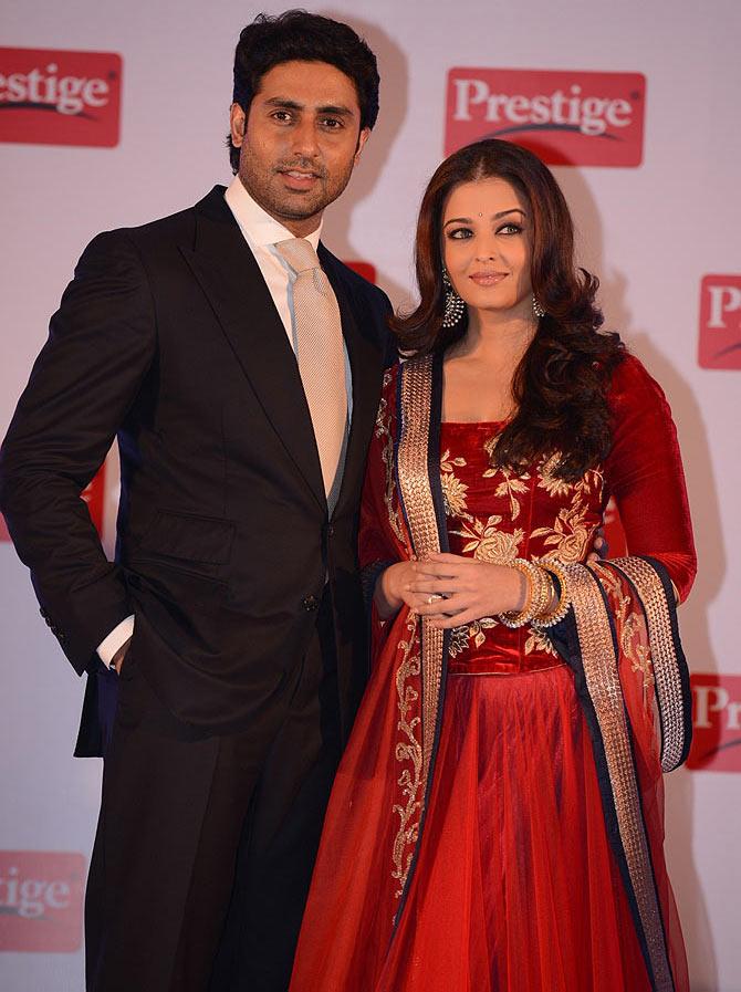 Aishwarya Rai Bachchan in Prestige