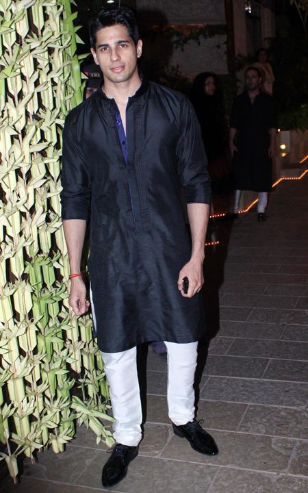 Siddharth Malhotra