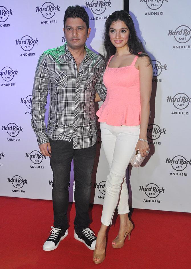 Bhushan Kumar and Divya Khosla