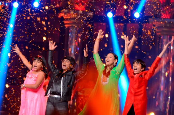 Anjana Padmanabhan, Anmol Jaswal, Debanjana Karmakar, Nirvesh Sudhanshubhai Dave