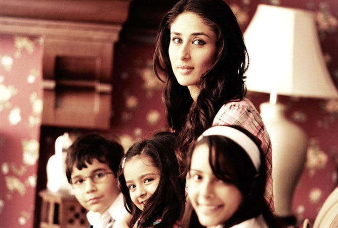 Kareena Kapoor Khan in We Are Family