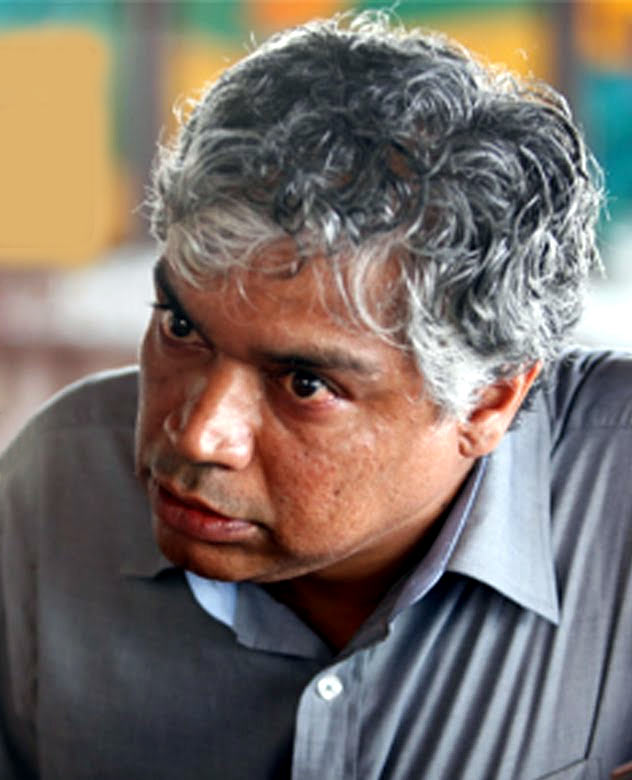 Prakash Belawadi in Madras Cafe