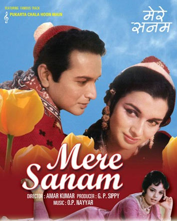 Movie poster of Mere Sanam