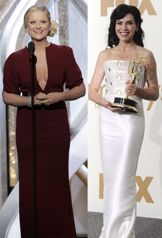Amy Poehler, Julianna Margulies