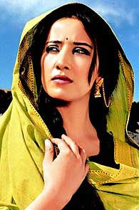 Manisha Koirala in Escape from Taliban