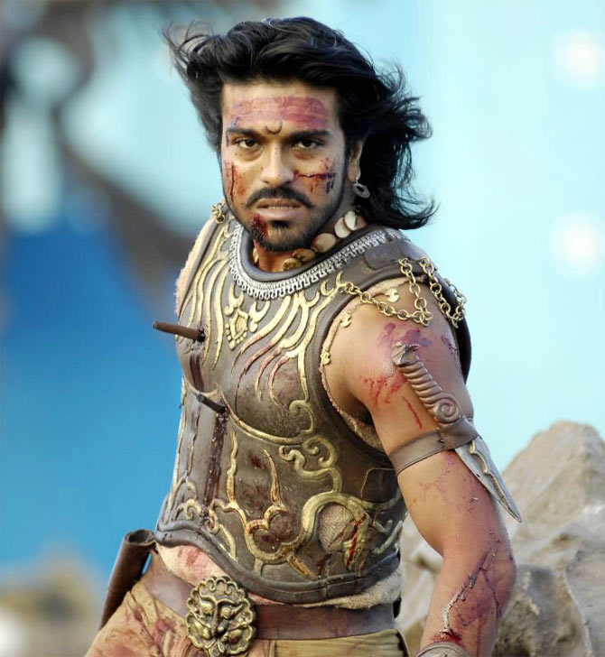 Ram Charan Not Trying To Ape Amitabh Bachchan Rediffcom Movies