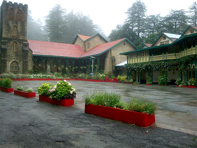 Convent of Jesus and Mary School, Shimla