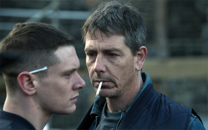 A scene from Starred Up