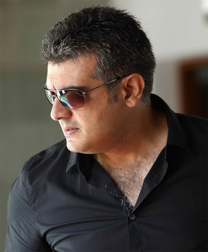 Ajith in Arrambam
