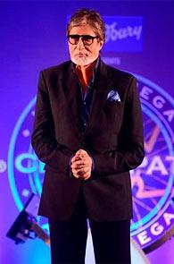 Amitabh Bachchan on Kaun Banega Crorepati 7