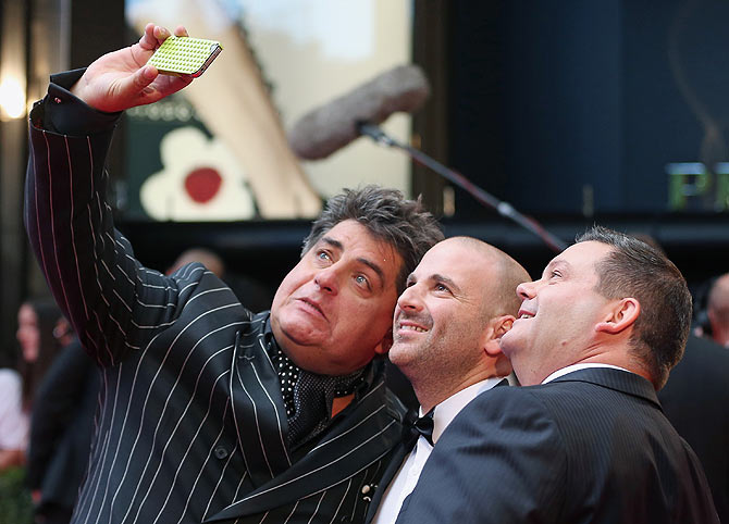 Matt Preston, George Calombaris and Gary Mehigan