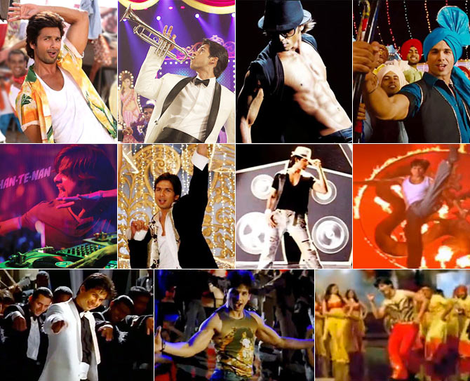VOTE! Shahid Kapoor's best dance EVER