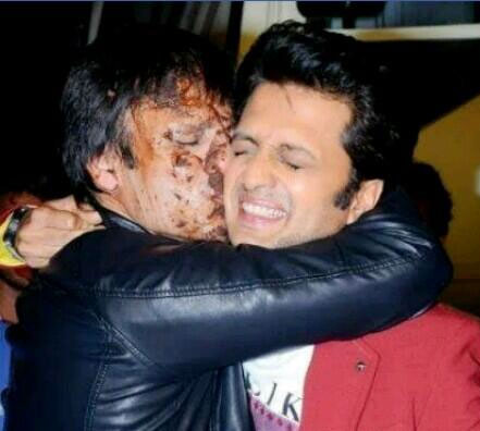 Vivek Oberoi and Riteish Deshmukh