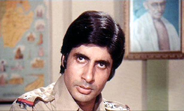Amitabh Bachchan in Zanjeet