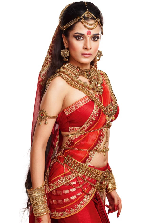 Pooja Sharma as Draupadi