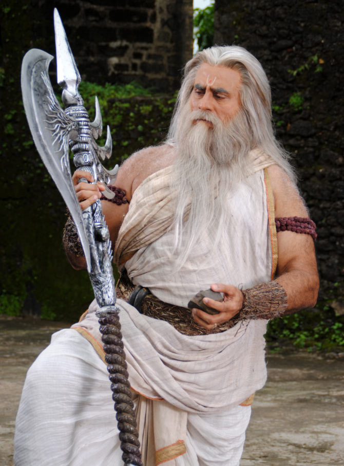 Puneet Issar as Parshuram
