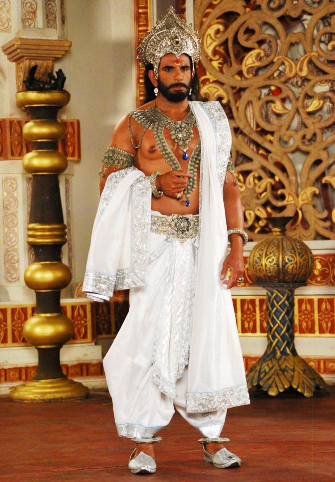 Arav Chowdhary as Bheeshma