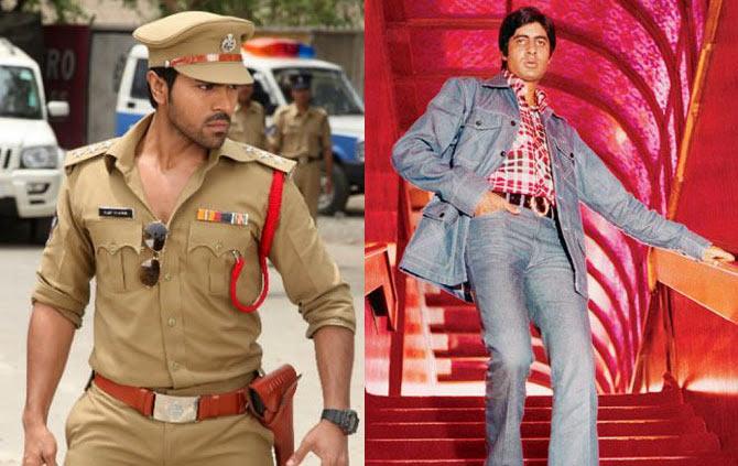 Amitabh Bachchan as ACP Vijay Khanna