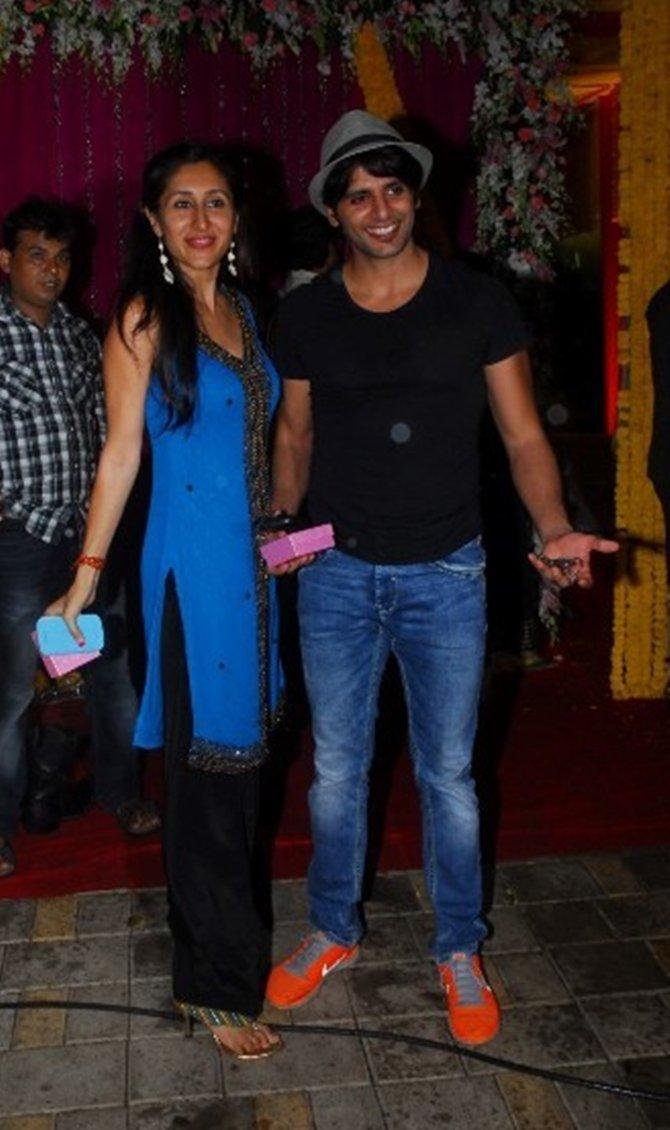 Teejay Sidhu and Karanvir Bohra