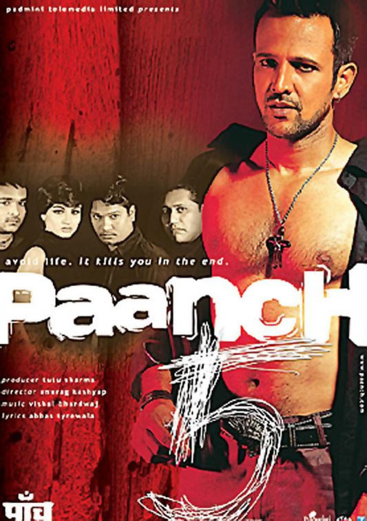 The Paanch poster