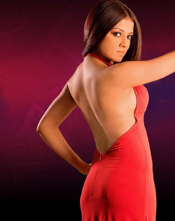 Celina Jaitley in Red: The Dark Side