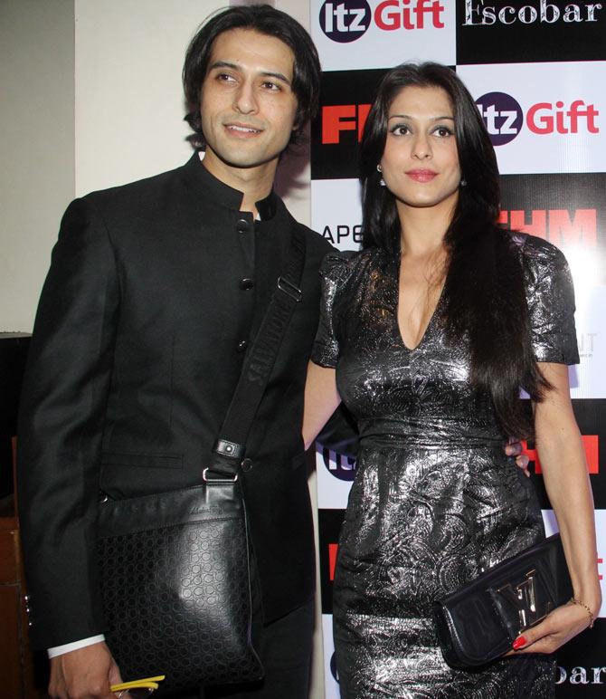 Apoorva Agnihotri and Shilpa Saklani