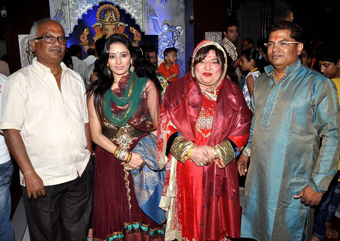 Keshav Tondvalkar, Urvashi Solanki, Dolly Bindra and Uday Saliyan