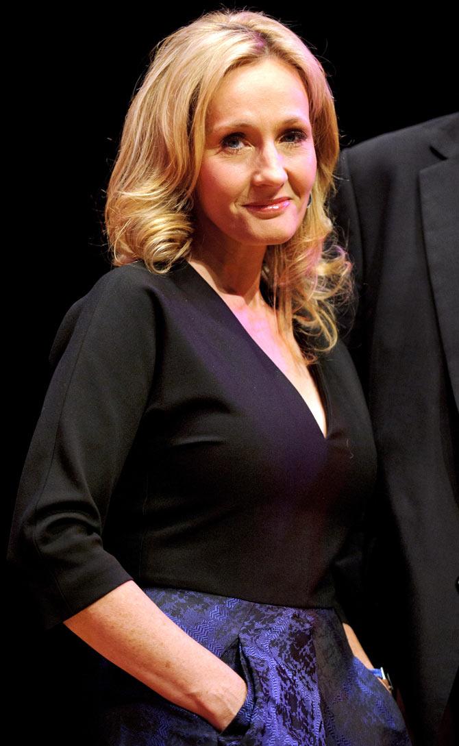 Neuer Film Jk Rowling