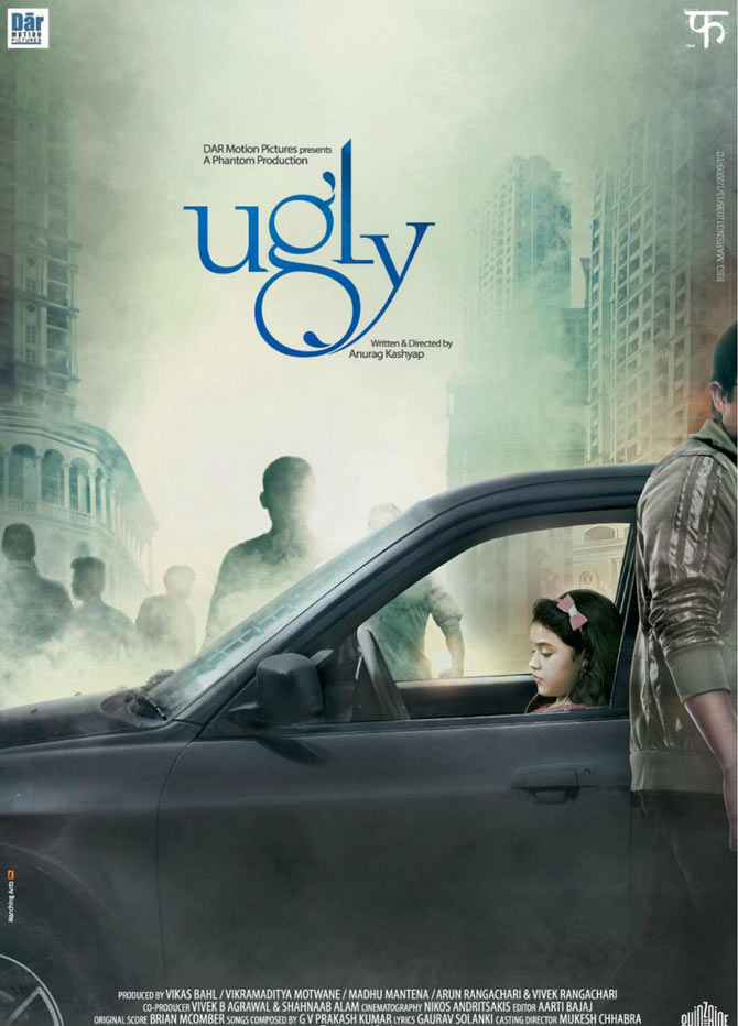 Current Bollywood News & Movies - Indian Movie Reviews, Hindi Music & Gossip - Like Anurag Kashyap's Ugly trailer?