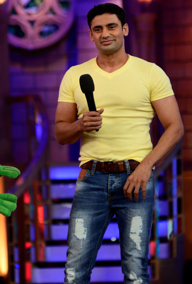 Sangram Singh on Bigg Boss 7 inaugural episode