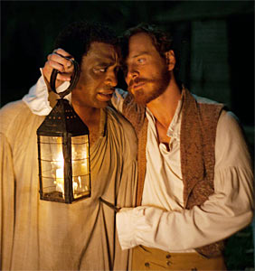A scene from 12 Years a Slave