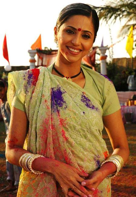 Gautami Kapoor as Tulsi in Kyunki Saas Bhi Kabhi Bahu Thi